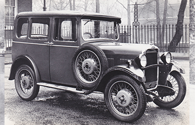 Photo of 1931 Junior Saloon