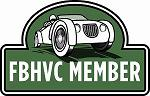 Singer Owners' Club | FBHVC Member Logo