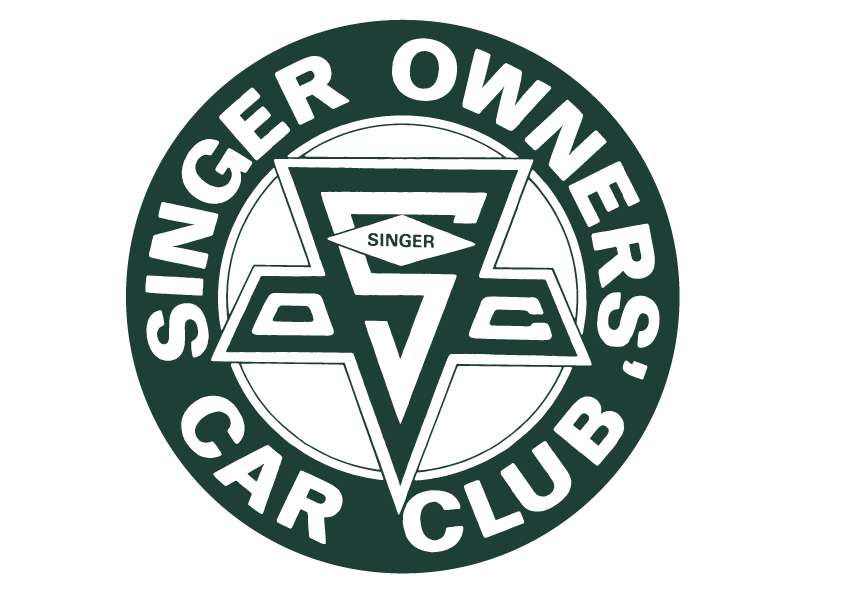 Small version of the Singer Car Logo