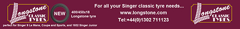 Singer Car Owners | Longstone